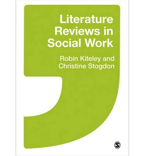 Chapter 6 Evaluation Research Design: Literature Reviews